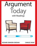The Argument Today With Readings