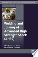 Welding and Joining of Advanced High Strength Steels (AHSS)