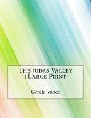 Download The Judas Valley Epub