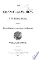 The Granite Monthly