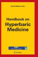 Pdf Handbook on Hyperbaric Medicine
