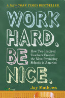 Work Hard. Be Nice. Pdf/ePub eBook