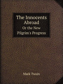 Pdf The Innocents Abroad Telecharger