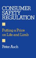 Consumer Safety Regulation