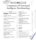Competency & Emotional Intelligence Benchmarking