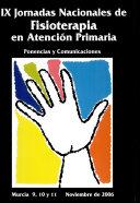 IX Jornadas Nacionales de Fisioterapia en Atención Primaria
