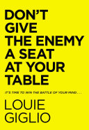 Don't Give the Enemy a Seat at Your Table