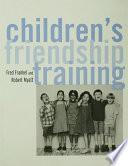 Children s Friendship Training