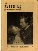 The Playbill for the Majestic Theatre, South Pacific