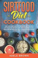 Sirtfood Cookbook