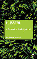 Husserl  A Guide for the Perplexed
