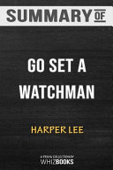 Summary Of Go Set A Watchman