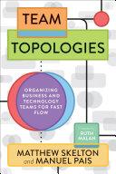 Team Topologies [Pdf/ePub] eBook
