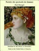 Pastels: Dix Portraits de Femmes