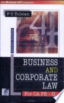 """""""Busi. & Corp. Law For Pe-Ii"""" by Tulsian"""