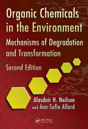 Organic Chemicals in the Environment