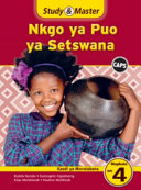 Books - Study & Master Nkgo Ya Puo Ya Setswana Kaedi Ya Morutabana Mophato Wa 4 | ISBN 9781107622104