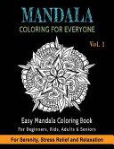 Mandala Coloring for Everyone