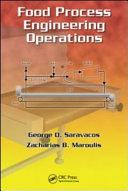 Food Process Engineering Operations