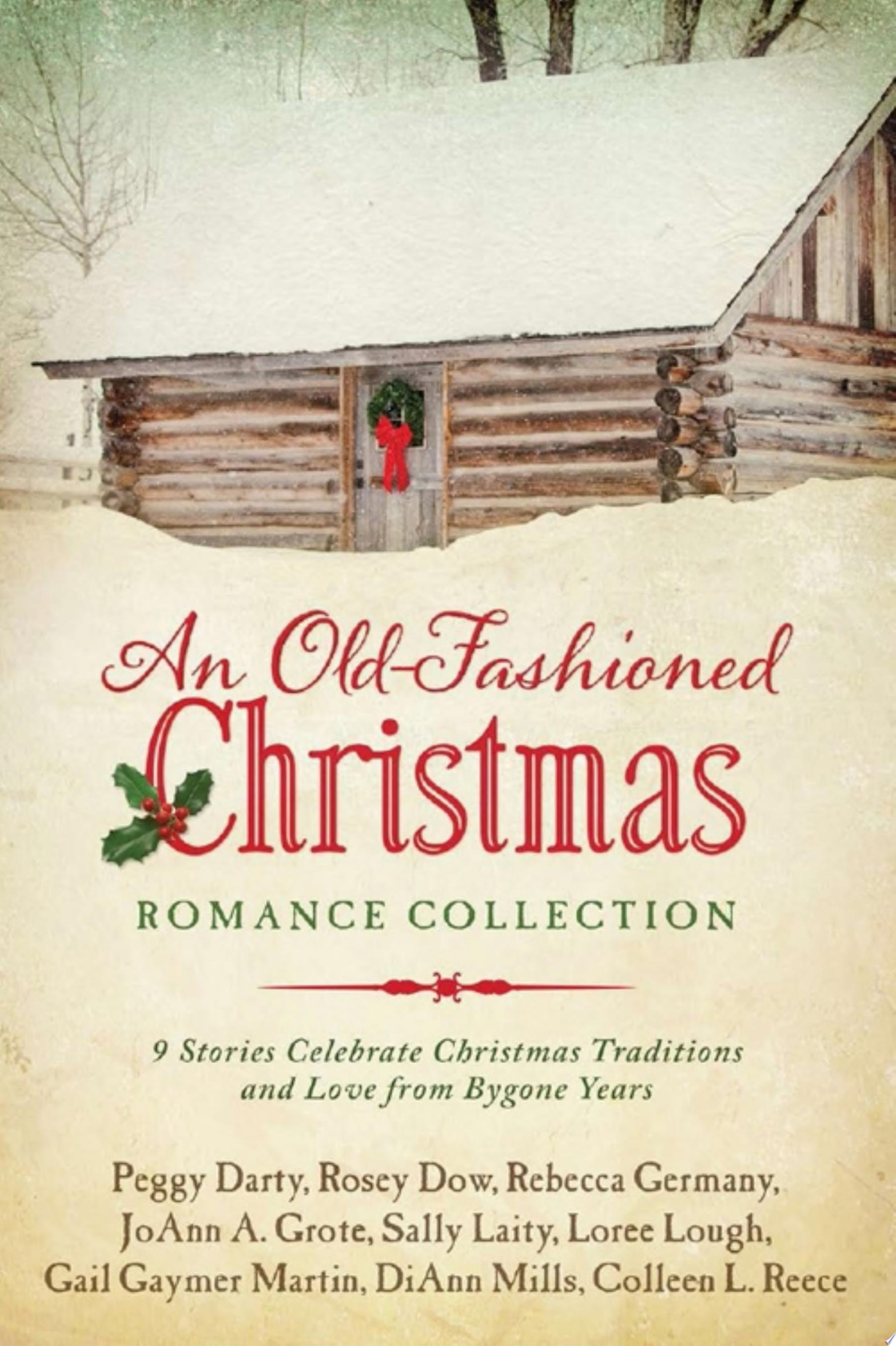 An Old Fashioned Christmas Romance Collection
