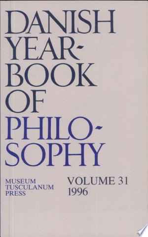 Danish Yearbook of Philosophy Vol. 31