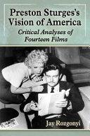 Preston Sturges s Vision of America
