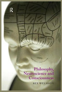 Philosophy  Neuroscience and Consciousness Book