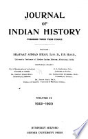 Journal of Indian History