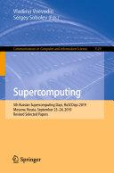 Pdf Supercomputing