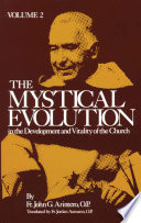 The Mystical Evolution In the Development and Vitality of the Church