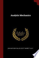 Analytic Mechanics