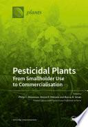 Pesticidal Plants