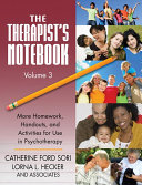 The Therapist's Notebook Volume 3