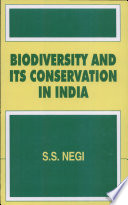 Biodiversity and Its Conservation in India Book