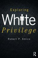 Exploring White Privilege