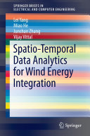 Spatio Temporal Data Analytics for Wind Energy Integration