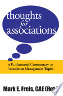 Thoughts for Associations