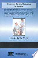 Customer Care in Healthcare Guidebook