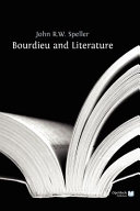 Bourdieu and Literature