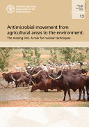 Antimicrobial Movement from Agricultural Areas to the Environment Book