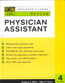 Appleton   Lange s Review for the Physician Assistant Book