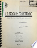 U.S. Brooklyn Court Project