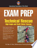 Technical Rescue - High Angle and Swift Water Rescue