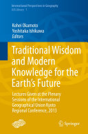 Pdf Traditional Wisdom and Modern Knowledge for the Earth's Future Telecharger