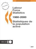 Labour Force Statistics 2001