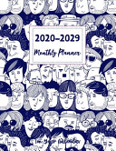 2020 2029 Ten Year Monthly Planner