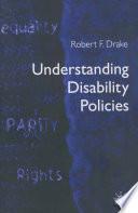Understanding Disability Policies Book