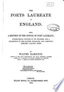 The Poets Laureate of England