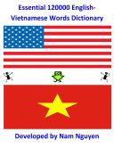 Essential 120000 English-Vietnamese Words Dictionary [Pdf/ePub] eBook