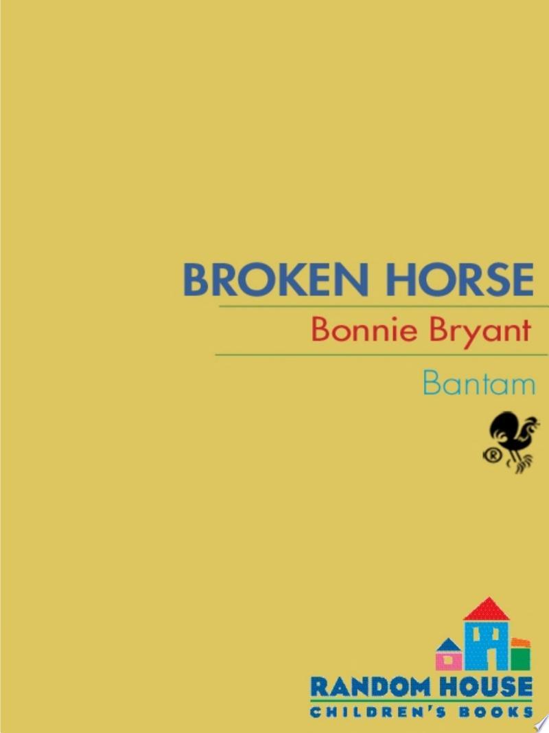 Broken Horse banner backdrop